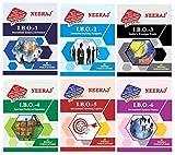 IGNOU Help Books Guides Combo of M.COM (IBO) IBO1 | IBO2 | IBO3 | IBO4 | IBO5 | IBO6 in English Medium (First year guide books of Neeraj Publications)
