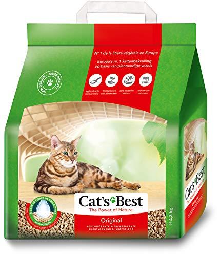 Cat\'s Best 28440 Öko Plus Katzenstreu