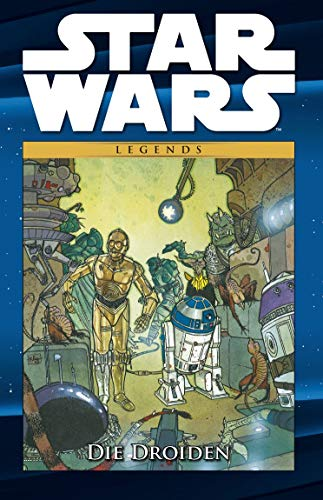 Star Wars Comic-Kollektion: Bd. 53: Die Droiden -