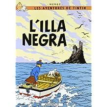 L' illa Negra (LES AVENTURES DE TINTIN CATALA)