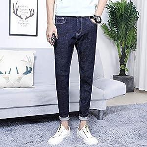 Slim – Jeans, Dünner Baumwolle, Weiches Gewebe, Cowboy.