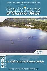 Les Cahiers d'Outre-Mer, N° 248, Octobre-déce : Sud-Ouest de l'océan Indien