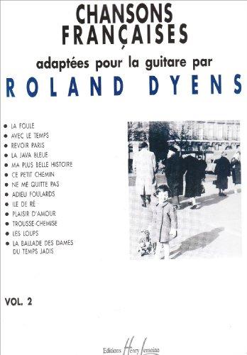 Chansons françaises Volume 2