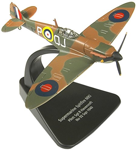 Herpa 81AC001 - Royal Air Force Supermarine Spitfire MkI Royal Metall