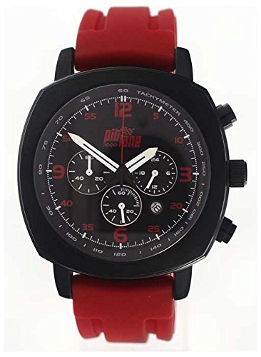 Pit Lane Reloj con movimiento Miyota Man PL-1005-3