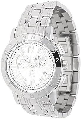 Aigner Reloj de cuarzo A26556 Plateado 42 mm