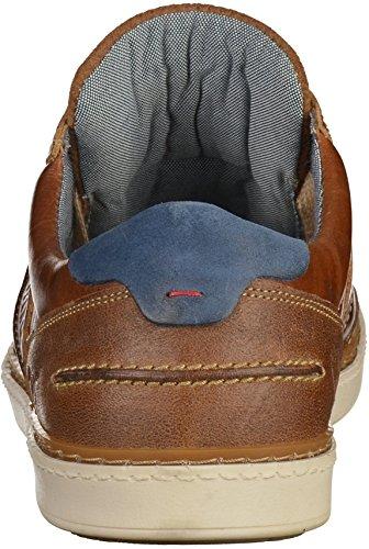 Em Marrons Castanha Sapatilha Mustang Mais Sapatos Os Homens Da Tamanhos De qn1pw
