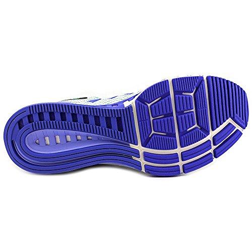 Nike lúcida Sapatos Funcionamento Senhoras Chlk Odisséia Zoom De Wmns Talla Branco Ar Preto Bl verde vela Wr4SrO
