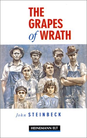 The Grapes of Wrath: Upper Level by John Steinbeck (1992-04-05)