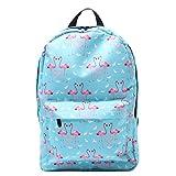 PADIEOE Pink Flamingo Rucksack Tasche Fantasy Rucksack Rucksack Schule Student Reisetaschen