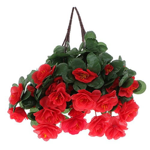 2-bund-azalee-knstliche-rosafarbene-blumen-bouquet-hochzeitsdekor-rot