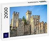Lais Puzzle Castillo Sirmione Lago de Garda 2000 Piezas