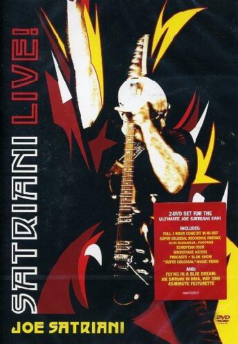 Satriani Joe - Satriani Live!