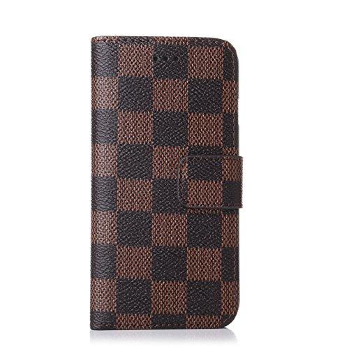 Liamoo® Flip Case geeignet für Apple iPhone 7 (4,7