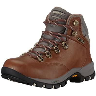 Hi Tec Altitude Ultra Wpi W`, Damen Sportschuhe - Wandern, braun, (Medium Brown/Warm Grey), EU 37, (US 6), (UK 4)