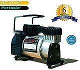 Best Portable Air Compressors - CreativeVia Heavy Duty Metal Air Compressor Tyre Inflator Review