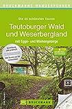Bruckmanns Wanderführer Teutoburger Wald und Weserbergland: mit Egge-und Wiehengebirge - Chris Bergmann