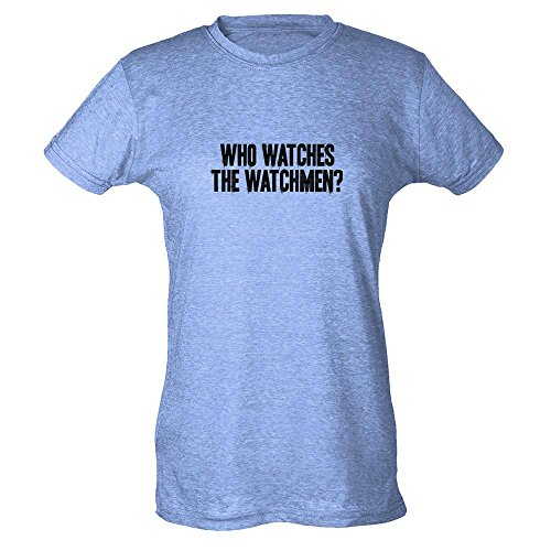 Pop Threads Herren T-Shirt Heather Blue