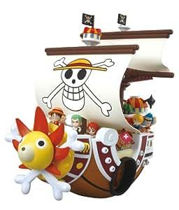 One Piece Sound Thousand Sunny (PVC Figure)