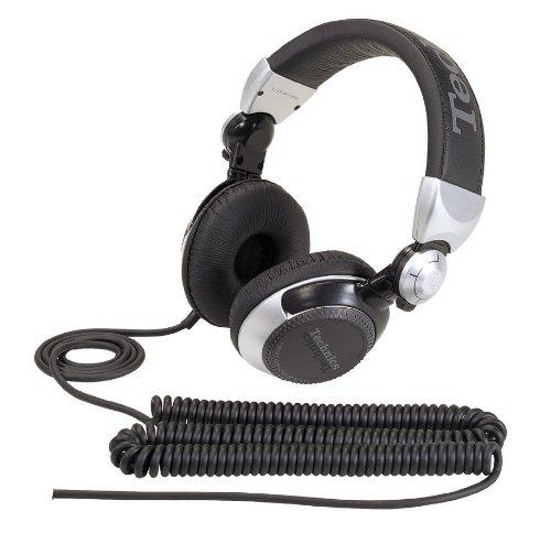 Panasonic technics - cuffie professionali da dj con copri orecchie flip away