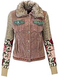Giacche Desigual Amazon It Cappotti Hq5wxdq E Abbigliamento ZwwxXn