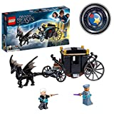 LEGO 75951 Fantastic Beasts Grindelwald´s Escape Carriage Toy, Harry Potter Gifts, Build and Play Toys for Kids