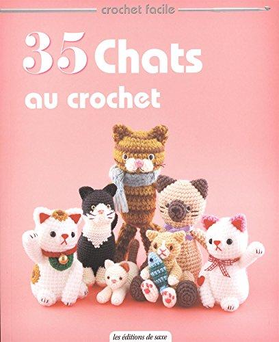 35 chats au crochet