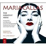 Maria Callas : The Greatest Arias