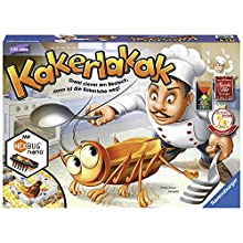 "Ravensburger 22212 4 ""Kakerlakak"" Game"