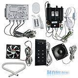 Home Deluxe | Dampfgenerator | 3KW Dampfset | inkl. komplettem Zubehör