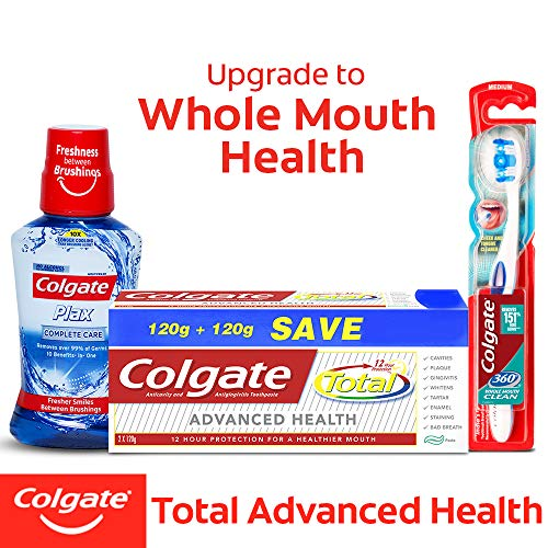 Colgate Total Advance Health Toothpaste - 240 g