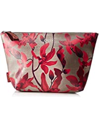 Oilily Damen Jolly Cosmeticpouch Lhz 1 Clutch, Rot (Dark Red), 9 x 23 x 38.5 cm