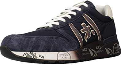 PREMIATA | Sneaker Lander 3244 da Uomo Grigio | Pre_Lander_3244