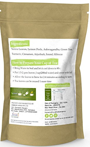 Detox-Tea-for-Weight-Loss-by-Firstbud-Organics-50-G-with-Senna-Leaves-Turmericl-Detox-Tea-and-Colon-Cleanse