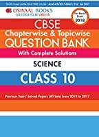 Oswaal CBSE Chapterwise/Topicwise Question Bank for Class 10 Science (Mar.2018 Exam)