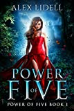 #3: Power of Five: Reverse Harem Fantasy, Book 1