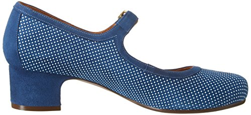Chie Mihara Unstar, Sandales  Bout ouvert femme Blau (punti navy ante navy)