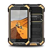 Smartphone Blackview BV6000 4G Cellulari in Offerta Con 4.7 'HD Android 7.0 Octa-Core 3GB RAM + 32GB...