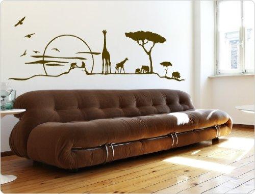 i-love-wandtattoo-sticker-mural-11446sticker-mural-savane-africaine-violet-200-cm-x-55-cm