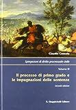 Spiegazioni di diritto processuale civile: 3