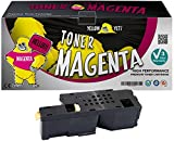 Yellow Yeti 593-11018 MAGENTA 1400 pages Toner compatible pour Dell C1765nfw C1765nf C1760nw 1250c 1350cnw 1355cn 1355cnw [Garantie de 3 ans]