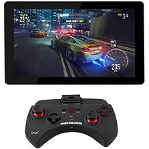 Inalámbrico Bluetooth Gamepad Controlador de juegos y soporte alta calidad Controling Pad Joystick para Lenovo Tab2A10–30F 10.1Pulgadas Tablet PC