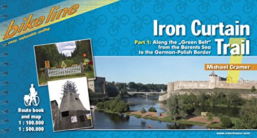 Iron Curtain Trail: Part 1: Along the
