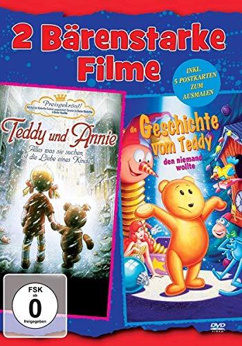 Preisvergleich Produktbild Teddy & Annie / Die Geschichte vom Teddy,  den niemand wollte (2DVD Box)