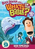 DVD - God Speaks! (Whats In The Bible V9)