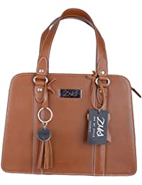 ZMS Eb005 Women's Hand Bag (Tan)