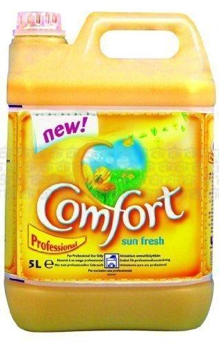 comfort-fabric-softener-sunshine-5lt-litres-professional-brand-new-formula