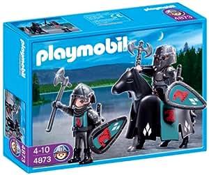 Playmobil - 4873 - Jeu de construction - Chevaliers du Faucon