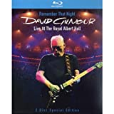 : David Gilmour - Remember That Night/Live At The Royal Albert Hall [Blu-ray] [Special Edition] (Blu-ray)