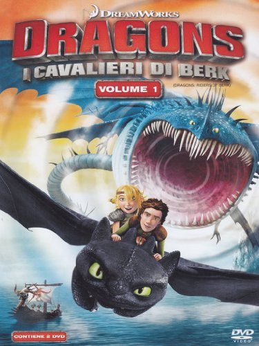 Dragons: I Cavalieri di Berk, Vol. 1 (2 Dvd)